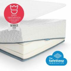 Witte AeroSleep® Evolution Pack PREMIUM : Matras + 3D Beschermer - bed - 140 x 70 cm