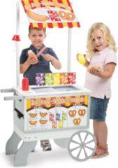 Melissa & Doug houten ijs- en hotdogkraam 19 x 7,8 x 34 cm