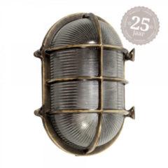 Buiten Wandlamp - Nautic 4 - Brons - Brons - KS Verlichting