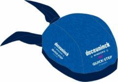 Blauwe Vermarc Fietskleding Deceuninck-Quick Step Bandana X21