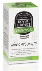 Royal Green Royal groen Multi Mini Caps Capsules 90st