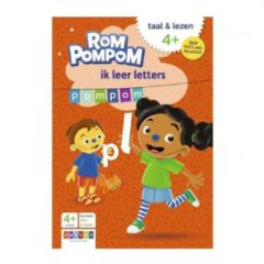 Ons Magazijn Rompompom - Rompompom ik leer letters