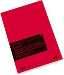 Witte Schoellershammer Reflex studioline Marker-Layoutpapier, 75gr, A4 blok, 100 vel