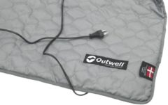 Outwell Electrical Heating Carpet M Tentaccessoires textiel grijs
