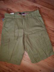 Brax korte broek groen maat 46