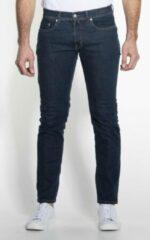 Blauwe Pierre Cardin Pierre Cardin Lyon Lyon Tapered fit Jeans Maat W36 X L34