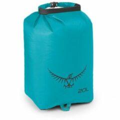 Blauwgroene Osprey Ultralight DrySack 20 afsluitbare zak - Dry Bag zakken