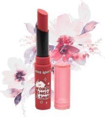Roze Miss Sporty Wonder Sheer & Shine Lipstick - 120 Peachy Sheen