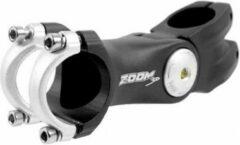 """Zwarte A-headpen Zoom Verstelbaar 1 1/8"""" 90mm"""