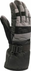 Donkergrijze Antonio Handschoenen Heren | Skihandschoenen | Handschoen Heren Winter | Thermo HandschoenenHeren | 3M Thinsulate | Zwart | Maat M