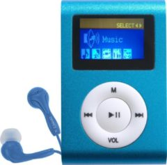 Voordeeldrogisterij Premium MP855 MP3-speler 4 GB - Blauw