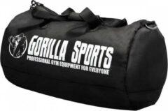Witte Gorilla Sports Sporttas zwart Handvat en draagriem (65 x 32 x 32 cm)