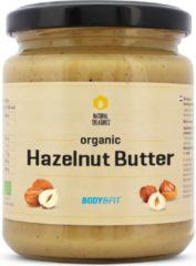 Body & Fit Organic Body & Fit Biologische Hazelnootpasta - Zonder toevoegingen - 170 gram