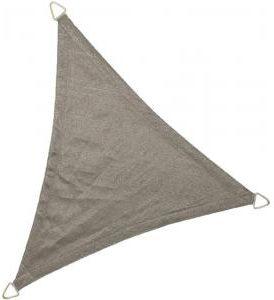 Afbeelding van Antraciet-grijze NC Outdoor Schaduwdoek driehoek 5,0m antraciet