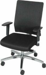 Zwarte RoomForTheNew Bureaustoel 101- Bureaustoel - Office chair - Office chair ergonomic - Ergonomische Bureaustoel - Bureaustoel Ergonomisch - Bureaustoelen ergonomische - Bureaustoelen voor volwassenen - Bureaustoel ARBO - Gaming stoel - Thuiswerken