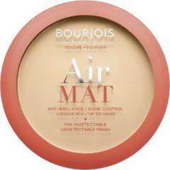 Bourjois Air Mat Pressed Powder 10g (Various Shades) - Light Beige