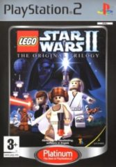 Lucas Arts Lego Star Wars - Original Trilogy(PS2)