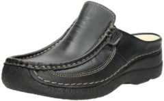 Dames Slippers Wolky 06202700 Roll Slide Zwart - Maat 42