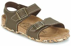 Bruine Sandalen NEW YORK by Birkenstock