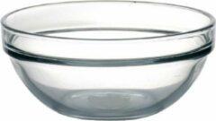 Transparante Luminarc 12x Glazen Schaaltjes/kommetjes 10 Cm - Snacks/toetjes Serveren - Schaaltjes/kommetjes Van Glas - Keukenbenodigdheden