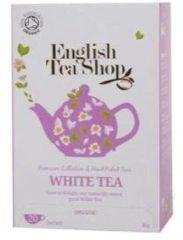 English Tea Shop White tea 20 Zakjes