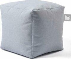 B-bag extreme lounging Extreme Lounging B-Box Poef - Pastel Blauw