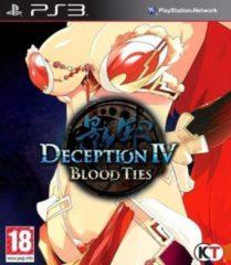 (9115058) Deception IV: Blood Ties