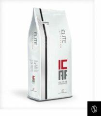 ICAF Elite premium Italiaanse koffiebonen 1kg.