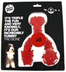 Tasty Bone Tastybone Trio Bone Groot voor de hond Rund