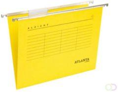 Atlanta Hangmap Spectrum A6620-254 folio V-bodem geel
