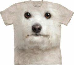 The Mountain Honden T-shirt Bichon Frise 2XL