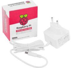 Raspberry Pi® Stekkernetvoeding, vaste spanning Geschikt voor: Raspberry Pi Uitgangsstroom (max.) 3000 mA 1 x USB-C stekker