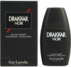 Guy Laroche MULTI BUNDEL 3 stuks DRAKKAR NOIR Eau de Toilette Spray 30 ml
