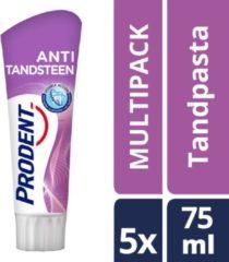Prodent Anti-Tandsteen Tandpasta - 5 x 75 ml - Voordeelverpakking