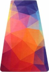 JAP Sports Antislip Yoga mat - Trainings mat - Fitnessmat - Yogamat - Sport matje - Chromatic