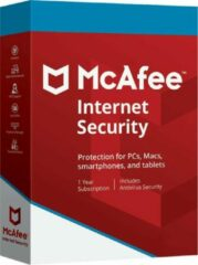 McAfee Internet Security 1 Device (OEM)