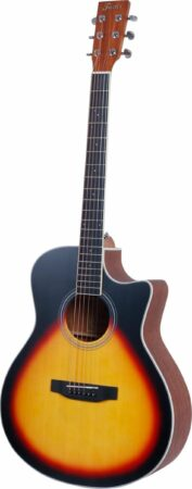 Afbeelding van Fazley W70-GAMSB ColourTune Grand Auditorium Matte Sunburst
