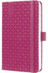 Sigel Weekkalender Jolie® 2020 fuchsia pink J0104 DIN A6 Kleur cover: Fuchsia 1 stuk(s)