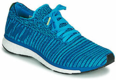 Blauwe Hardloopschoenen adidas adizero prime