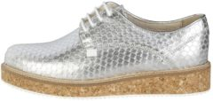 Zilveren Trussardi -BRANDS - Sportschoenen - Vrouw - 79S555 - silver,peru