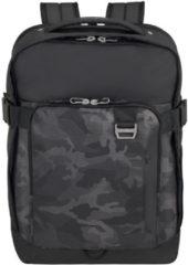 Grijze Samsonite Rugzak Met Laptopvak - Midtown Laptop Backpack L Uitbreidbaar Camo Grey