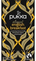 Pukka Org. Teas English Breakfast Elegant (20st)