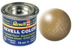 Revell Email Modelbouwverf Goud Metallic Unisex 14 Ml