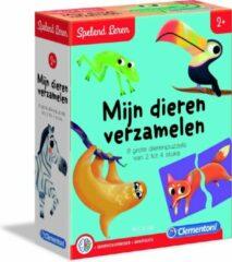 Clementoni Spelend Leren Mijn Dierenpuzzels Educatief spel