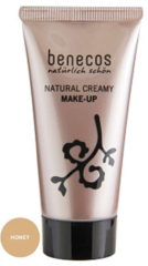 Benecos Honey Natural Creamy Make-up Foundation 30 ml