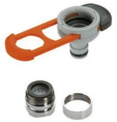 Gardena 8187-20 Adapter für Indoor-Wasserhähne Gardena grau
