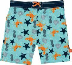 Lässig - Zwemshort voor jongens Star Fish - Lichtblauw