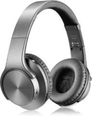 Sodo On-Ear Bluetooth Koptelefoon Draadloos - Headset en Speaker in 1 - Zilver