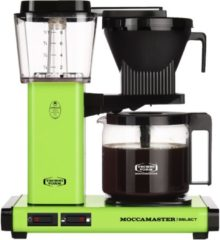 Technivorm Filterkoffiemachine KBG Select, Fresh groen - Moccamaster