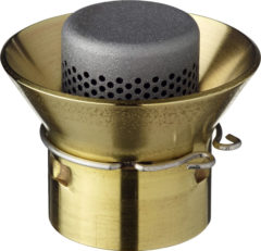 Gouden Primus - Omnilite Ti Silencer - Kookstelaccessoires gold